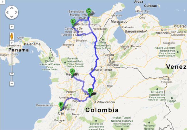 trip plan